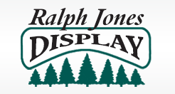 Ralph Jones Display Logo